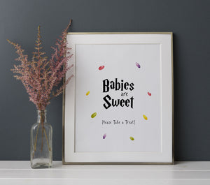 babies are sweet harry potter