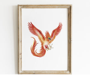 Harry Potter Magical Creatures Wall Art | Vol.2
