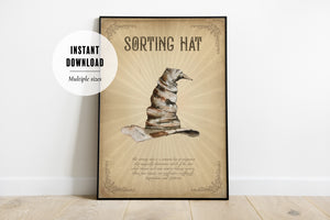 Sorting Hat gift