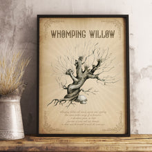 Load image into Gallery viewer, Whomping Willow poster