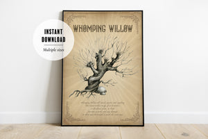 Whomping Willow definition