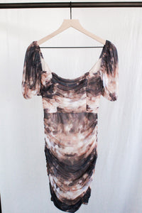 Lexi Ruched Dress