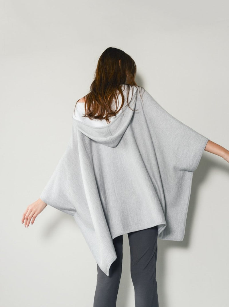 Adele Hooded Cape