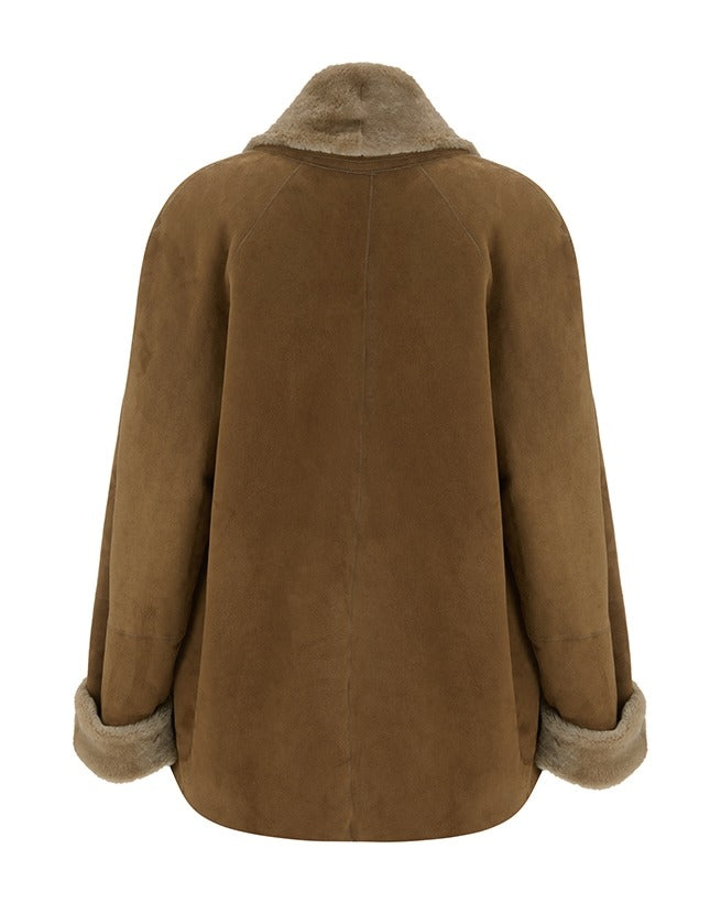 Balmoral Shearling Coat