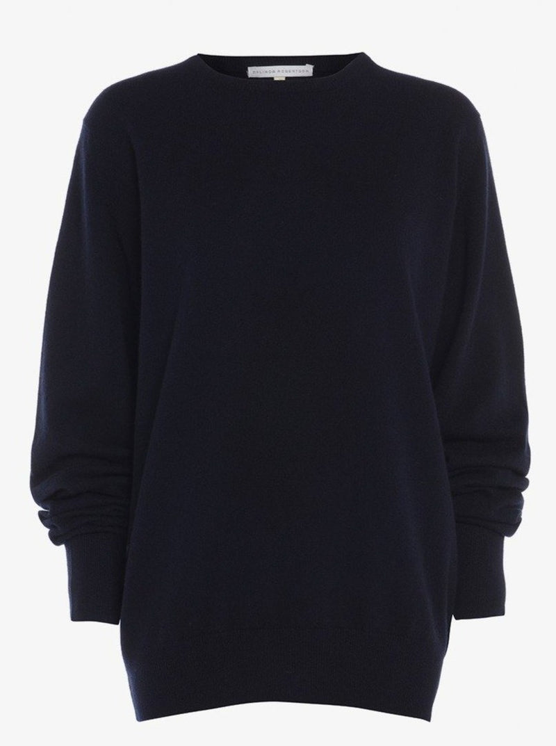 black mens cashmere sweater