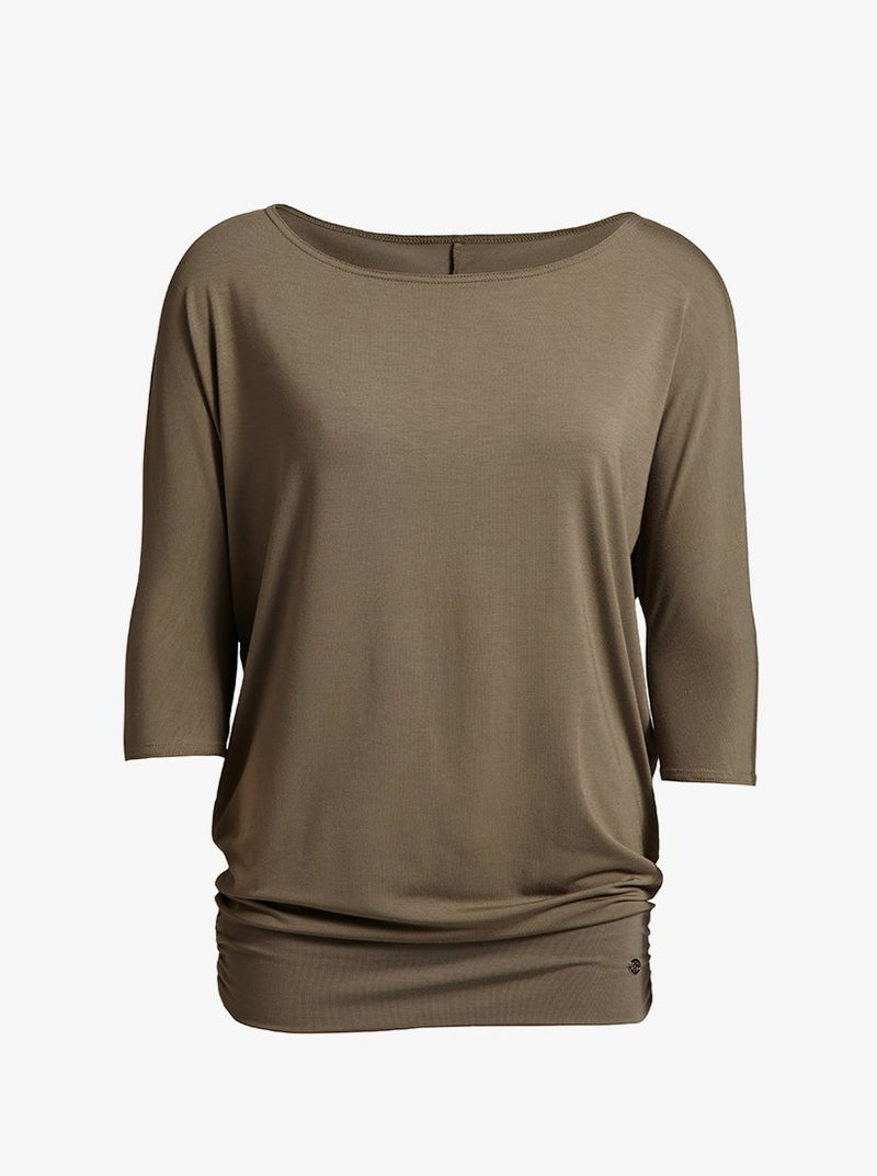 Naples Relaxed Fit Slash Neck