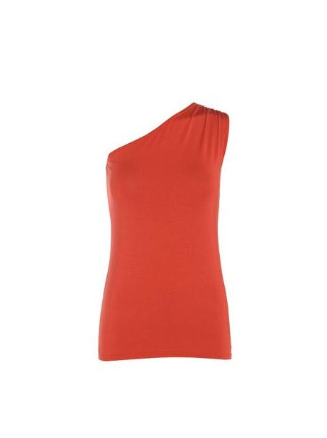 Milan One Shouldered Top