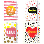 Cool A5 Notebook - Assorted Designs - Funky Love