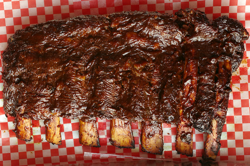 Full Rack Beef Ribs