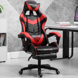 Leather High Back Racing Style Office Chair