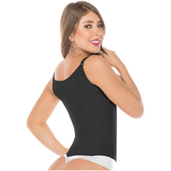 FAJAS SALOME 0313 WAIST CINCHER BODY SHAPER VEST