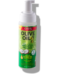 ORS - OLIVE OIL - MOUSSE COIFFANTE