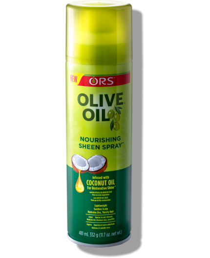 ORS- OLIVE OIL SHEEN SPRAY