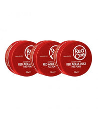 RED ONE - PACK CIRE COIFFANTE PUISSANCE MAXIMALE (RED AQUA WAX FULL FORCE)
