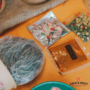 Chen Cun Mala Glass Noodles 陈村麻辣粉 - Free Mala Peanut with 3 Cartons Purchased