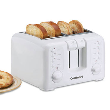 Cuisinart 4-Slice Toaster with Touchpad Controls