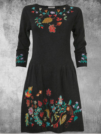 Cotton Long Sleeve Dresses
