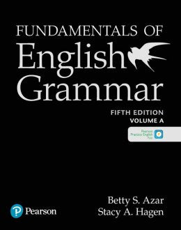 Fundamentals of English Grammar, 5e Édition - Student Book A + App