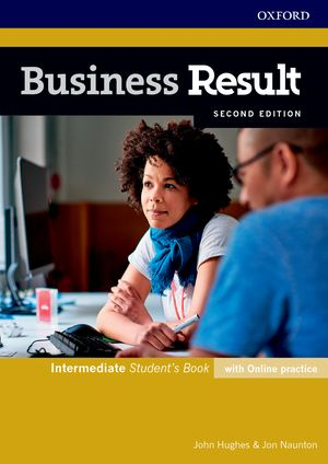 Business Result: Intermediate 2nd edition - Students Book+Online Workbook Pack
