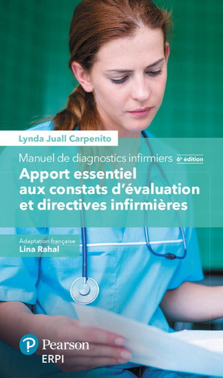 Manuel de diagnostics infirmiers 6e edition