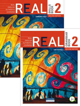 Real English Authentic Learning 2,  2nd edition - Combo Skill + Grammar