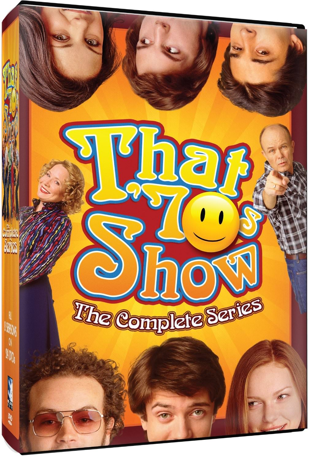 That 70's Show: The Complete Series (DVD)