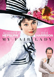 My Fair Lady [DVD] (2009) Audrey Hepburn; Rex Harrison; Stanley Holloway; Wil...