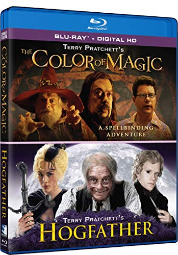 COLOR OF MAGIC & HOGFATHER