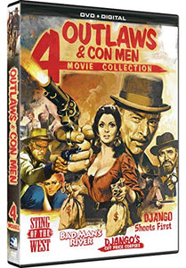 Outlaws and the Con Men - 4 Film Collection