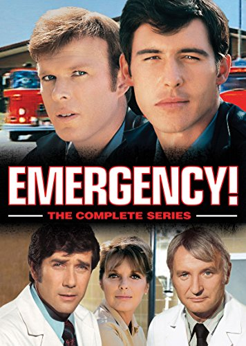 Emergency-Complete Series (Dvd) (32Discs)