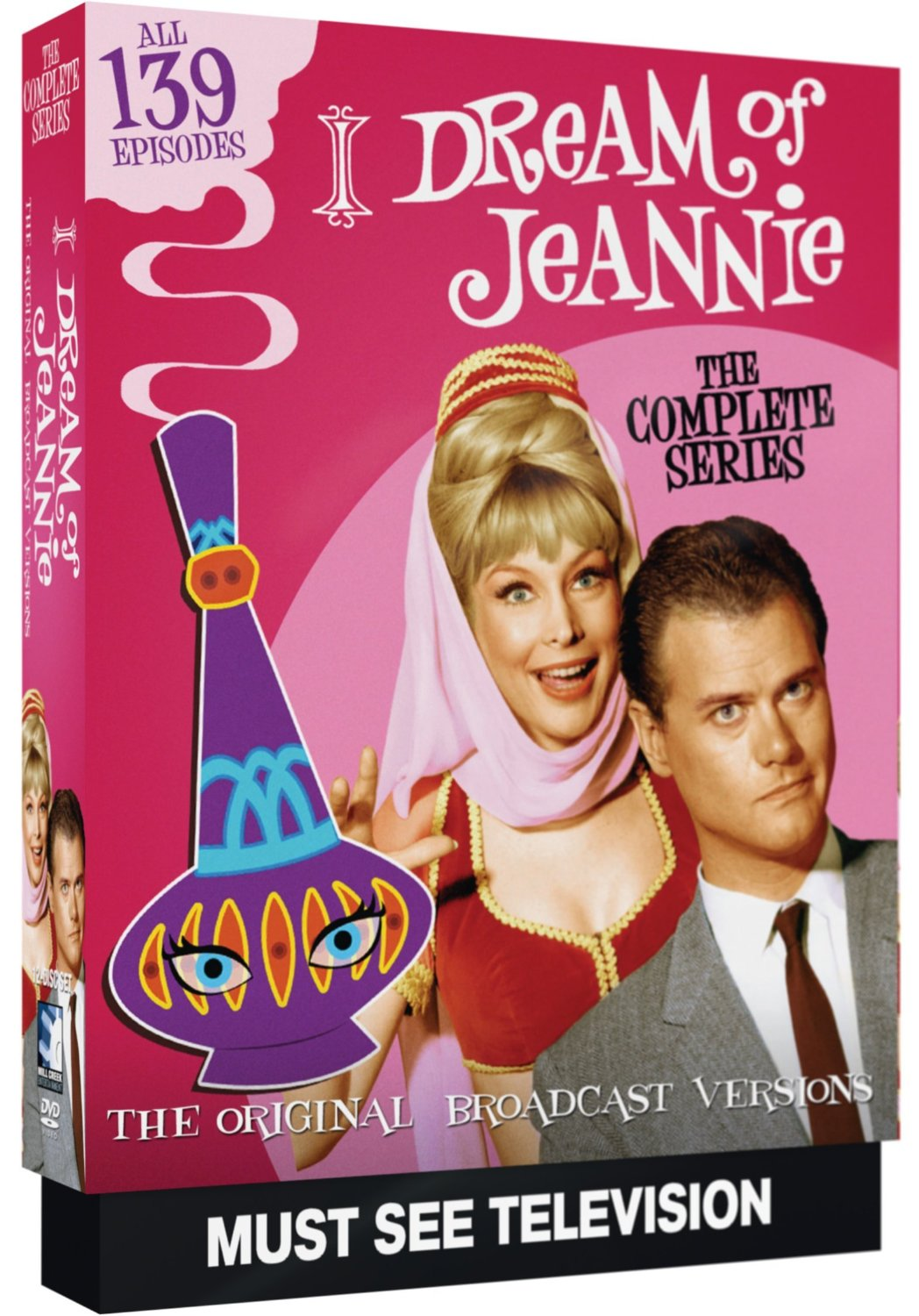 I Dream of Jeannie - Complete Series (DVD)