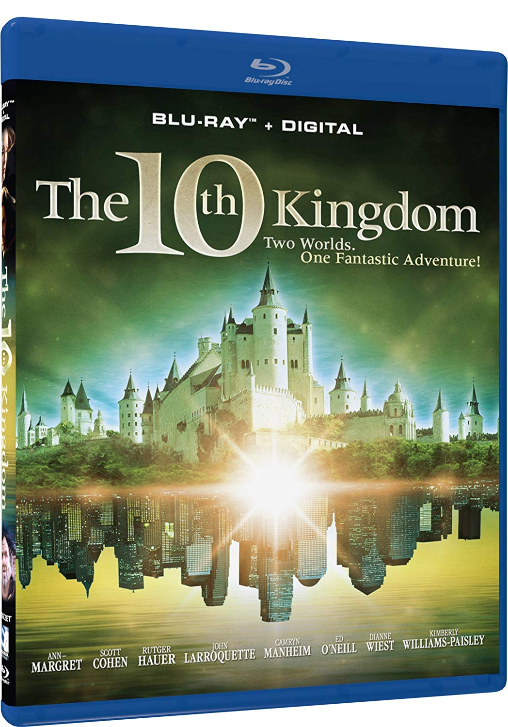 10th Kingdom, The + Digital - BD [Blu-ray]