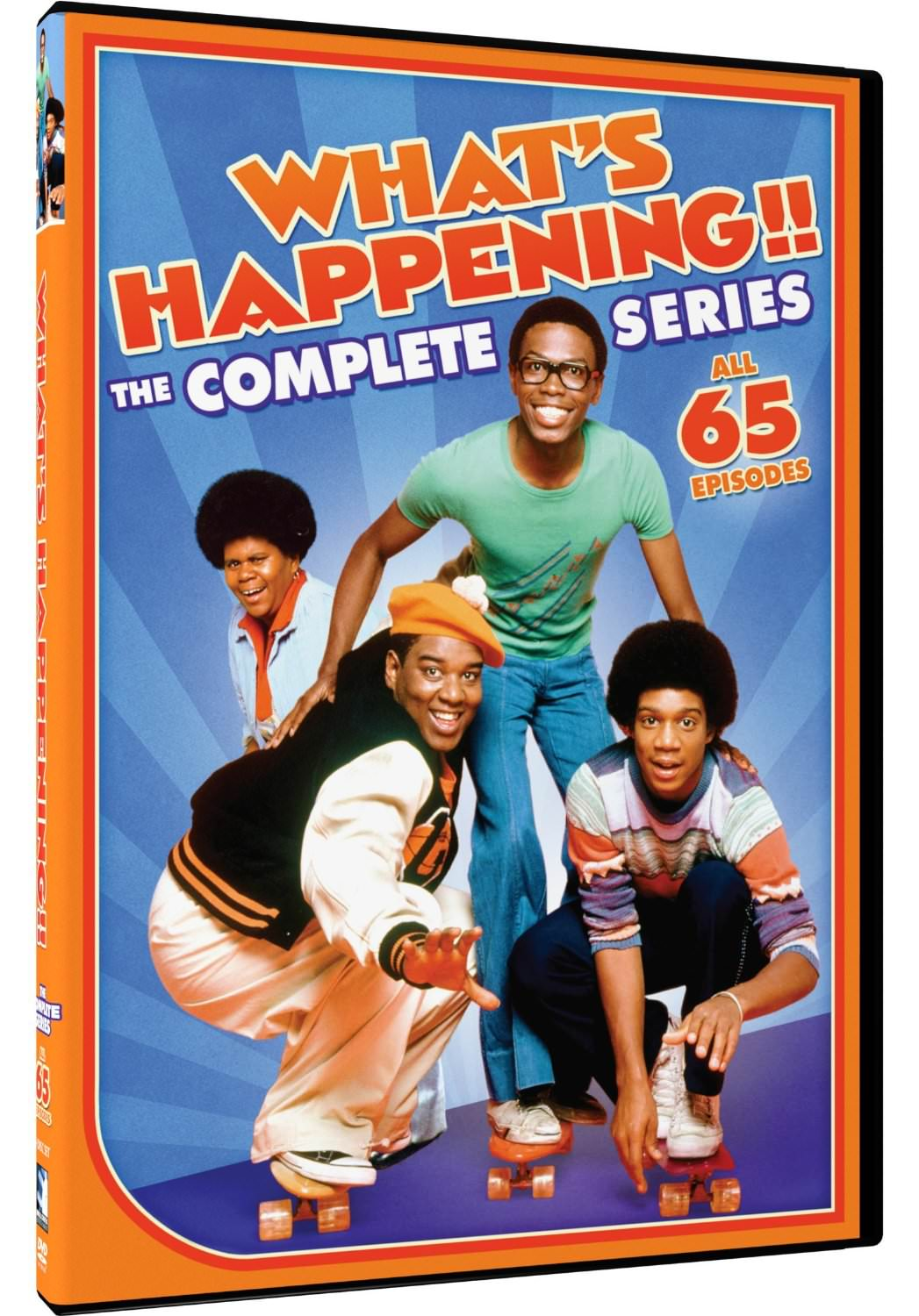 What's Happening: The Complete Series - Seasons 1-3, DVD
