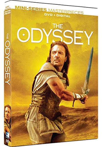 The Odyssey - MiniSeries Masterpiece - DVD + Digital
