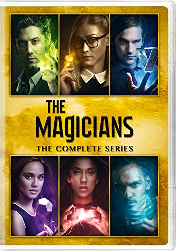 MAGICIANS: COMP SERIES (19PC)