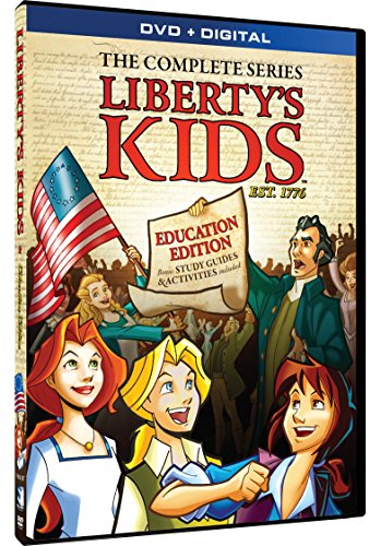 Liberty's Kids - Education Edition + Digital (DVD)