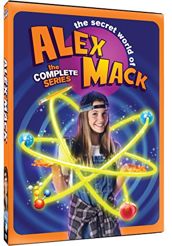 Secret World of Alex Mack, The - The Complete Series