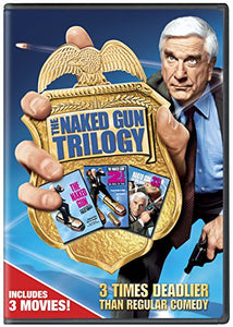 Naked Gun Trilogy Collection DVD