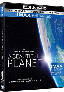 A Beautiful Planet - (4K UHD + BD + Digital) [Blu-ray]