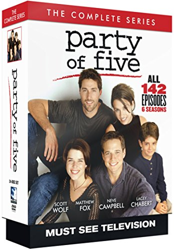 Party of Five - The Complete Series (DVD)