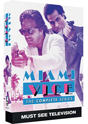 Miami Vice: The Complete Series  (DVD)