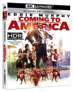COMING TO AMERICA (AC3) (DOL)