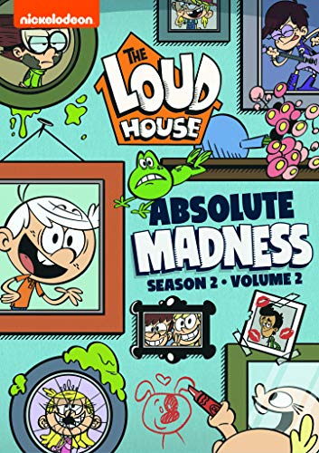 LOUD HOUSE: ABSOLUTE MADNESS