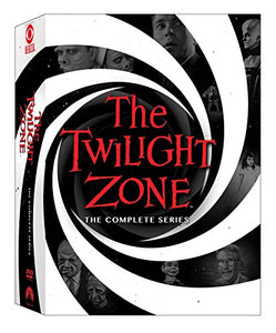 Twilight Zone: The Complete Series (DVD)