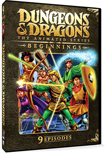 Dungeons & Dragons: The Beginings 9 Episodes