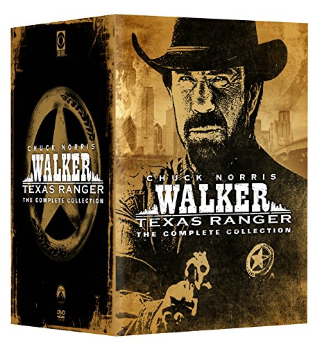 WALKER TEXAS RANGER-COMPLETE COLLECTION (DVD)
