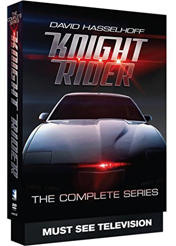 Knight Rider: The Complete Series  (DVD)