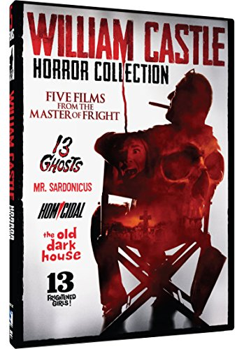 William Castle Horror Collection - 5 Movie Pack