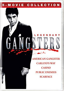 LEGENDARY GANGSTERS: 5-MOVIE
