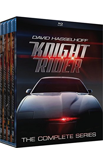 Knight Rider: The Complete Series (Blu-Ray)